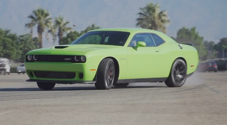 2015 Dodge Challenger SRT Hellcat Fully Tested on Motor Trend's Ignition: Video