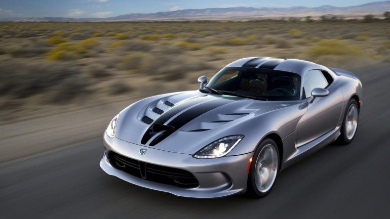 2015 Dodge Viper SRT costs $15k less than the 2014 Model