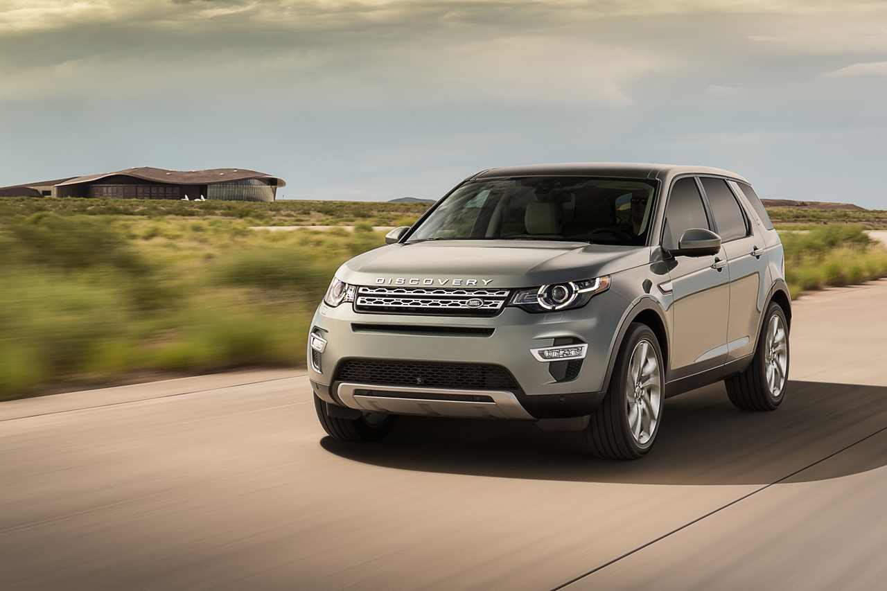 2015 Land Rover Discovery Sport Introduced