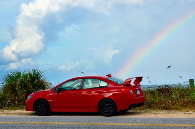 2015 Subaru WRX ST