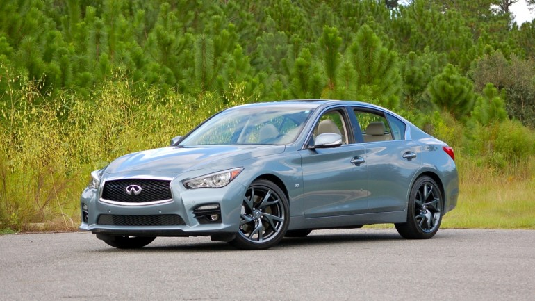 2014 Infiniti Q50S 3.7 Review & Test Drive
