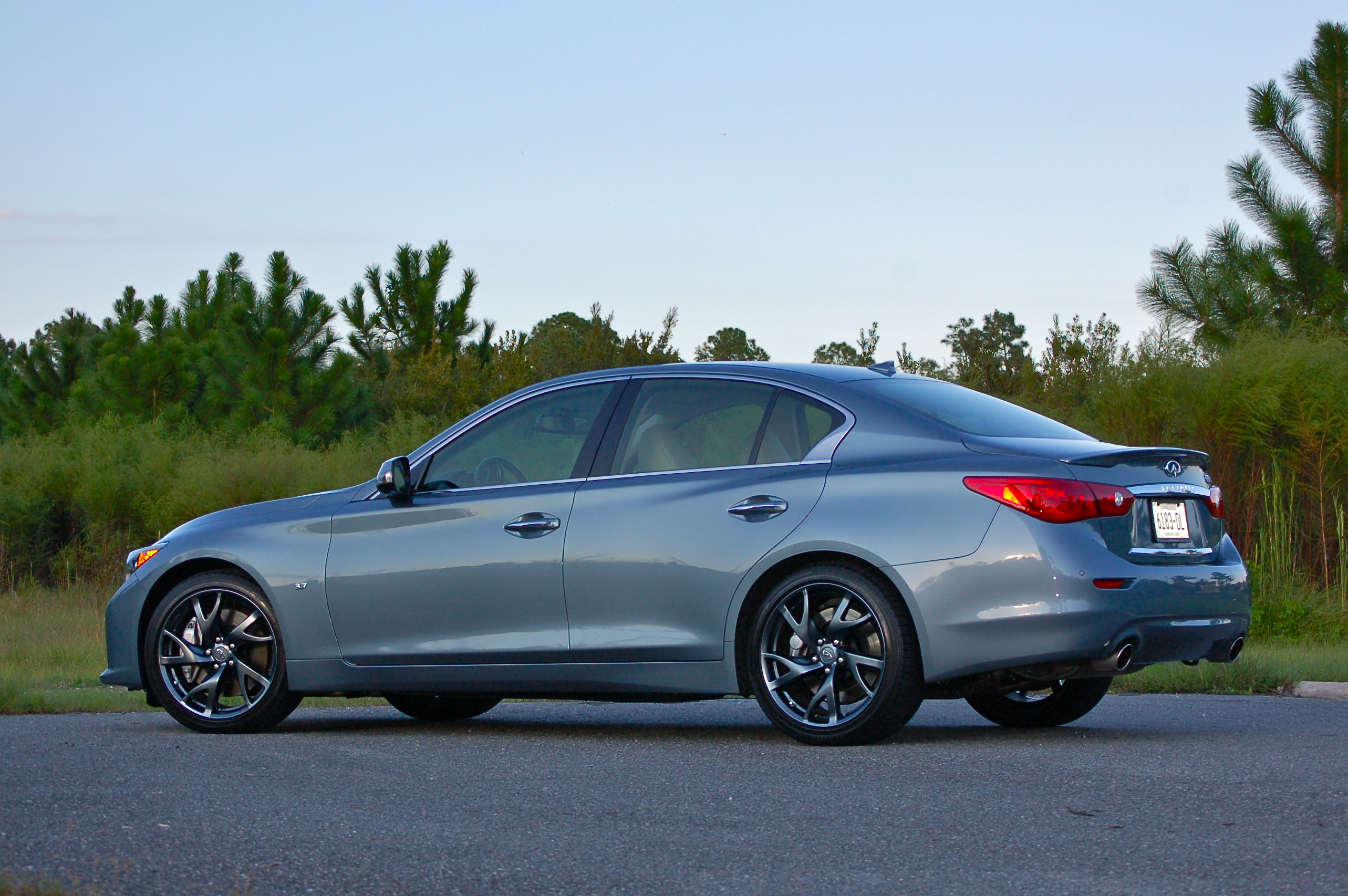 2014 Infiniti Q50s 3 7 Review Amp Test Drive