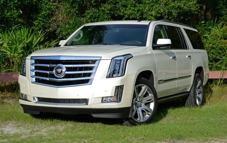 2015 cadillac escalade esv 4wd premium review test drive. Cars Review. Best American Auto & Cars Review