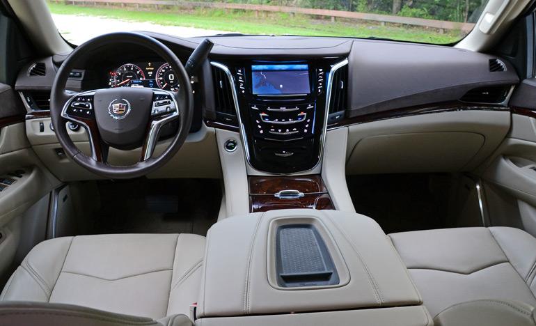 2015 Cadillac Escalade Esv 4wd Premium Review Amp Test Drive