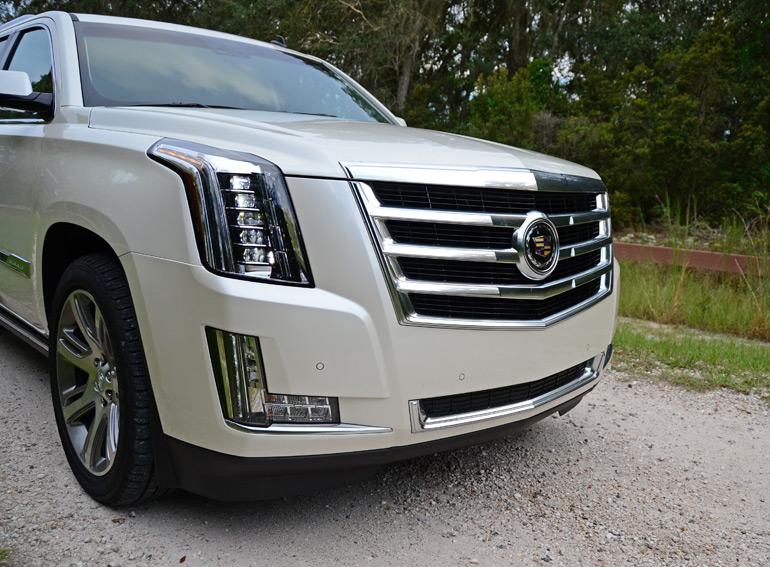 2015 Cadillac Escalade Esv 4wd Premium Review Test Drive