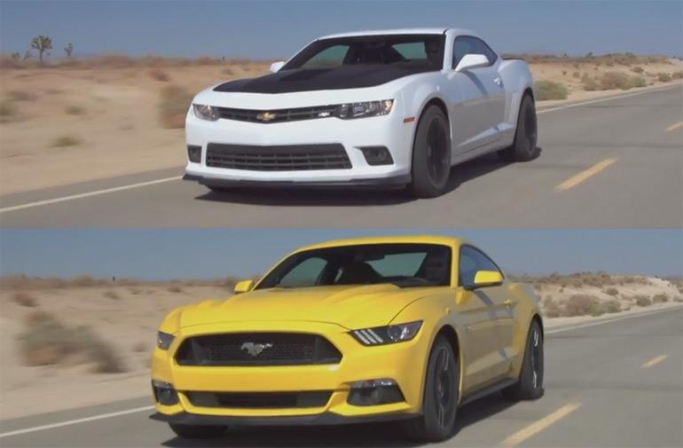2015-ford-mustang-gt-vs-2015-chevrolet-camaro-ss