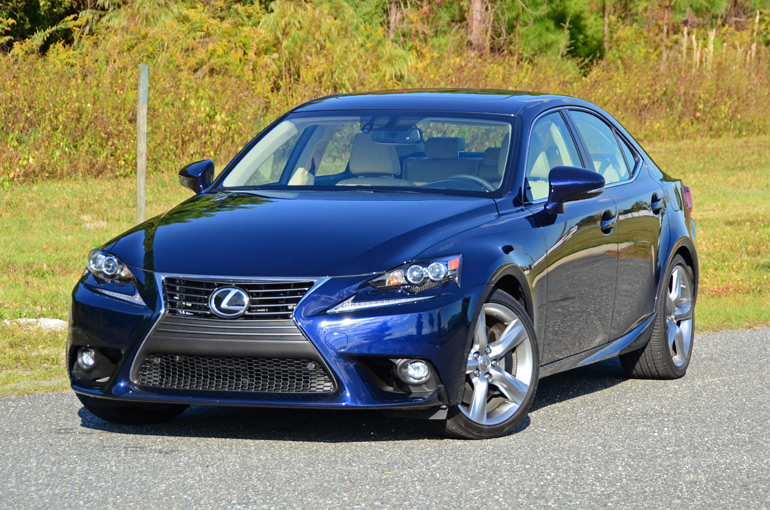 2015 lexus is 350 awd review test drive. Black Bedroom Furniture Sets. Home Design Ideas