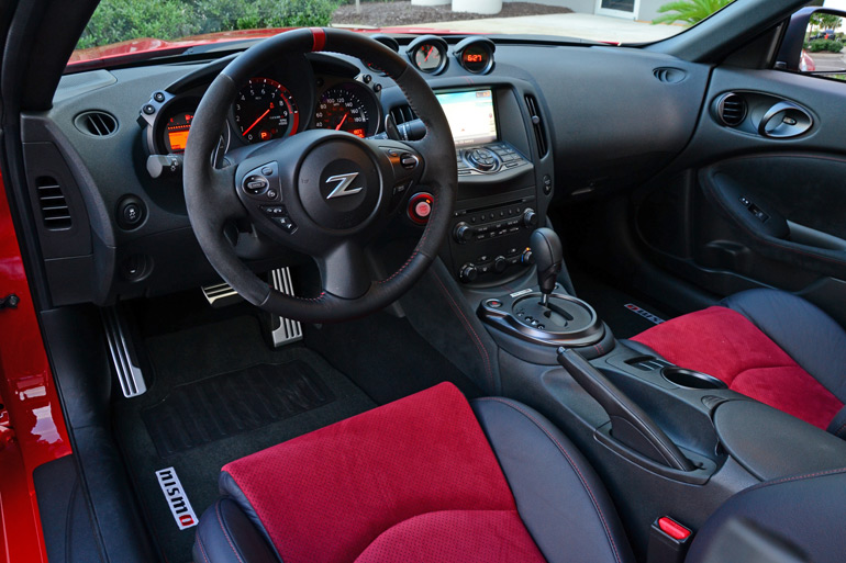 2015 Nissan 370z Nismo Review Test Drive