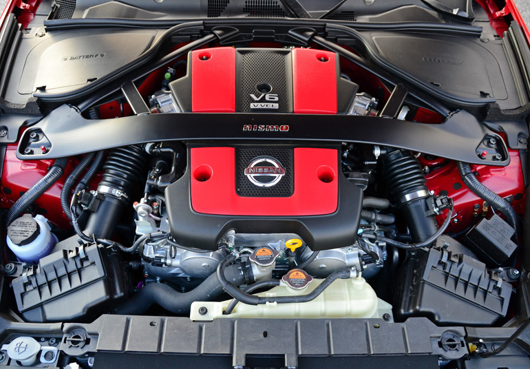 2015 Nissan 370Z NISMO Review & Test Drive