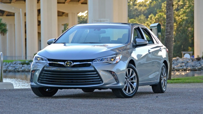 2015 Toyota Camry First Driving Impressions