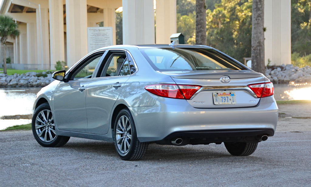 Toyota Camry 2014 >> 2015 Toyota Camry First Driving Impressions