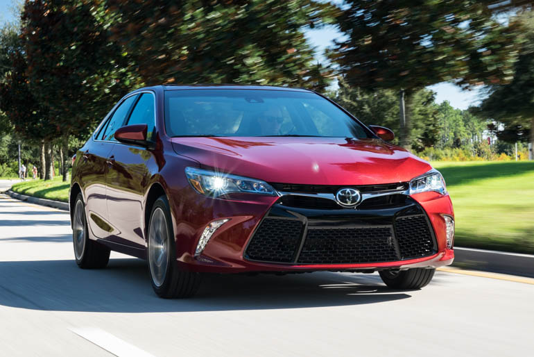 2017 Toyota Camry Xse V6 Posted By Malcolm Hogan Filed Under