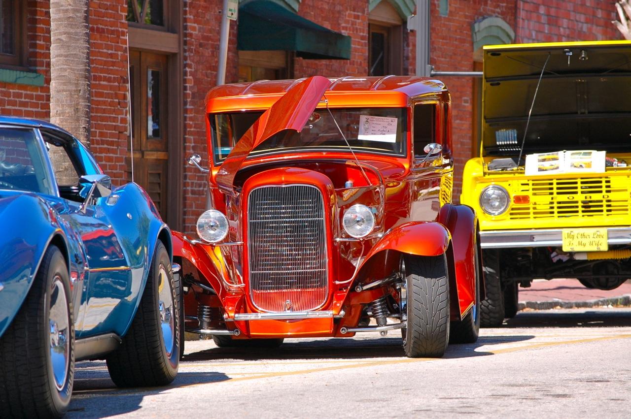 Th Annual Amelia Cruizers Flags Car Show - Car show flags
