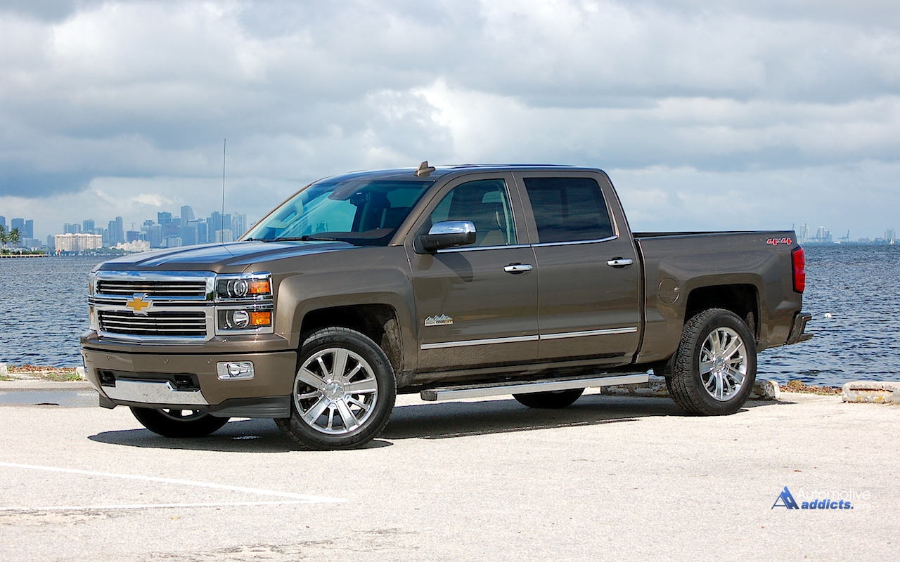 Quick Spins: Chevrolet And GMC Trucks/SUVs Get Even Better