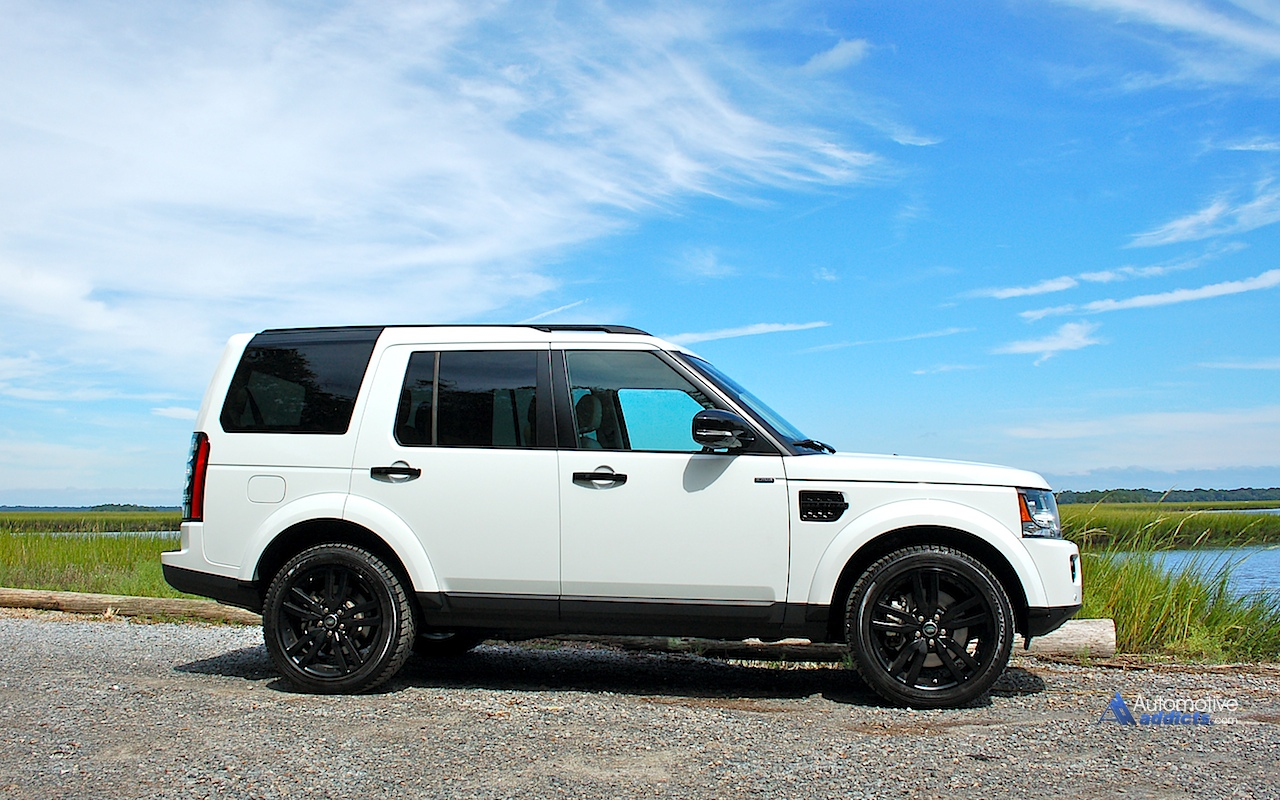 2014 Land Rover Lr4 Quick Spin
