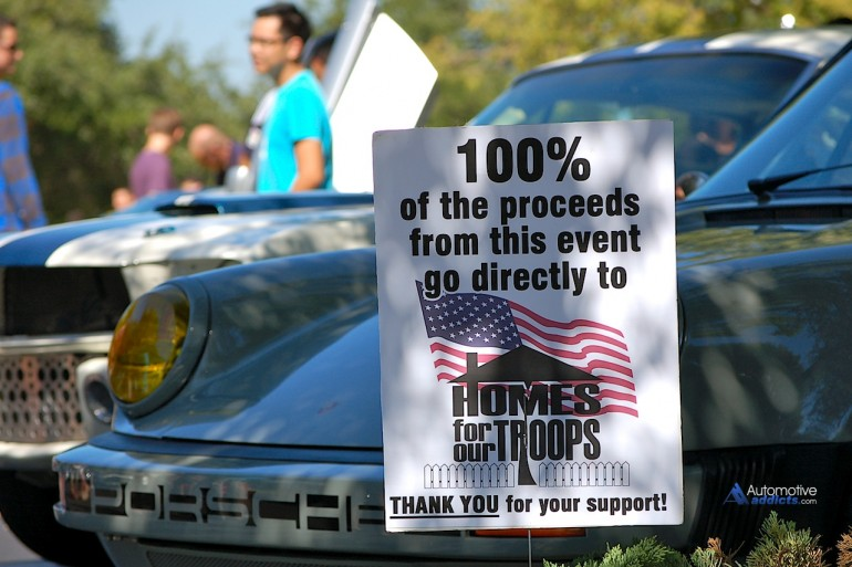 Cars for Our Troops