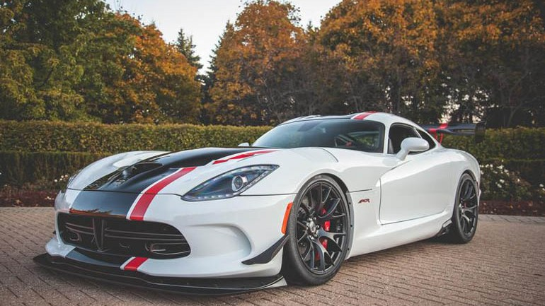 New Dodge Viper ACR Previewed Before SEMA Debut