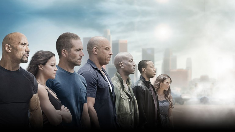 """Fast and Furious 7 """"Furious 7"""" Movie Trailer Drops With Serious Action, Drama and Cars"""