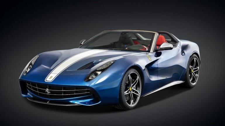 Ferrari Unleashes F60 America to Celebrate 60 Years in U.S.