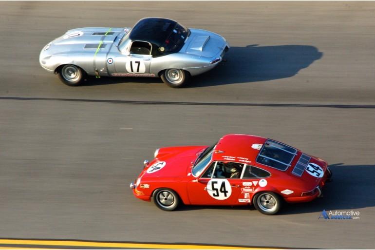 1967-Porsche-911S-Hurley-1962-Jaguar-XKE