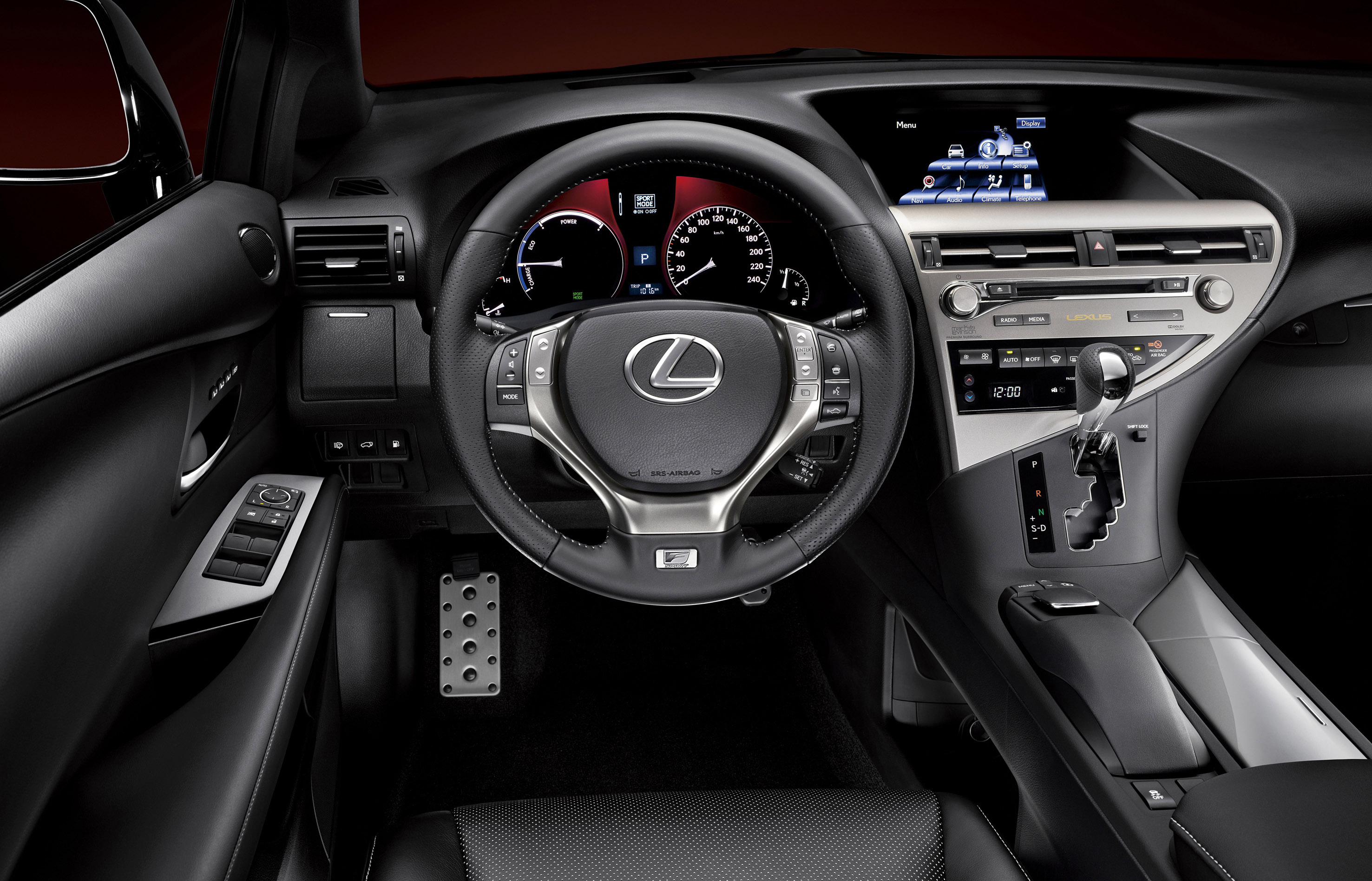 2014 lexus rx 450h hybrid quick spin. Black Bedroom Furniture Sets. Home Design Ideas