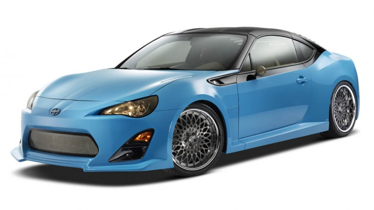 SEMA 2014: Scion Takes Stab at Drawing a Crowd with Tuner Challenge Vehicles