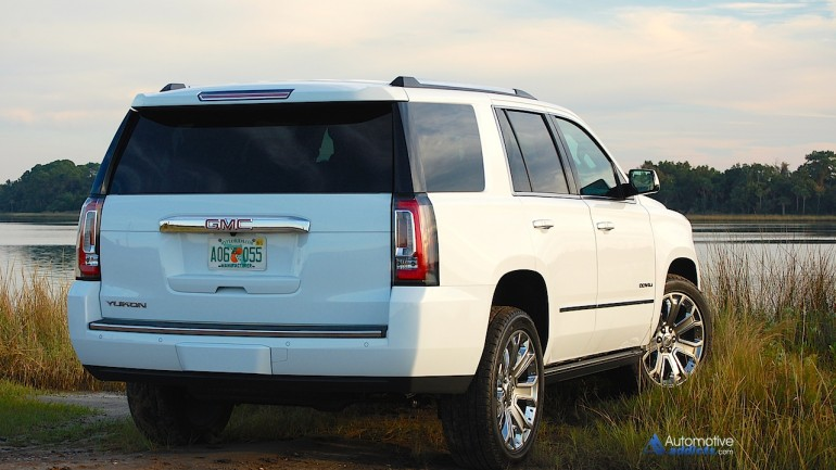 0-60 in 4.5 seconds in a 2015 GMC Yukon Denali? YES!
