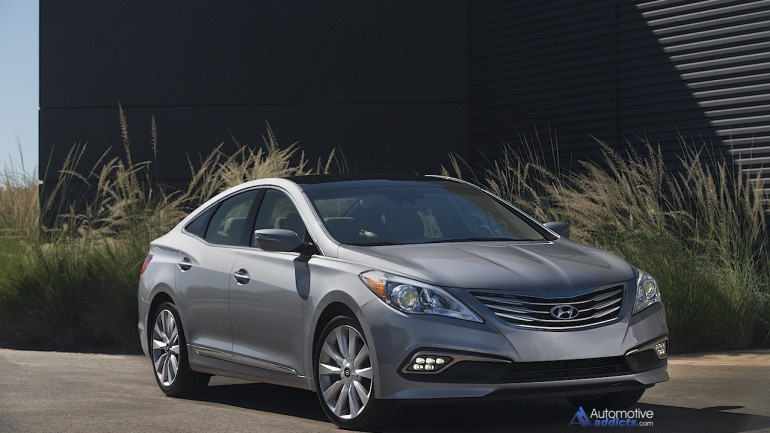 2015 Hyundai Azera Launches at Miami International Auto Show