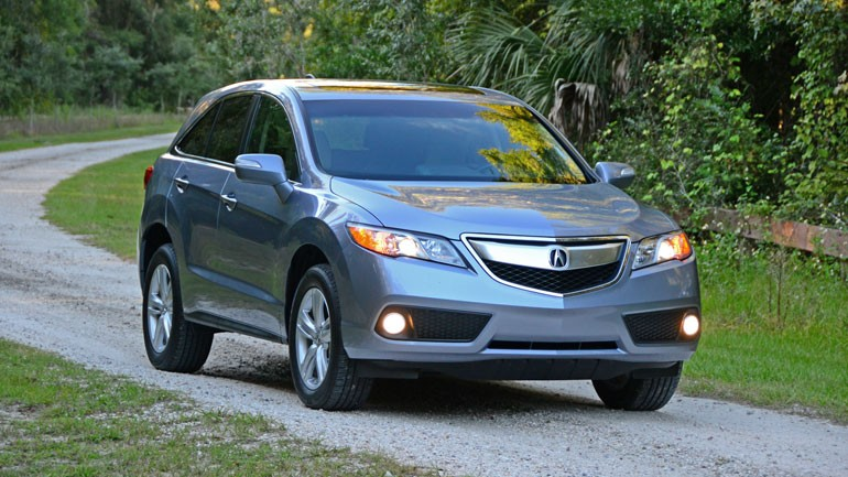 2015 Acura RDX w/ Tech Package Quick Spin