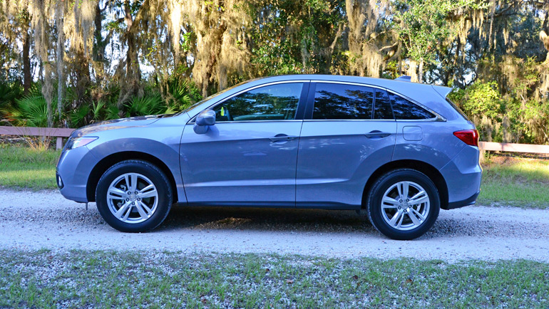 2015 acura rdx w tech package quick spin