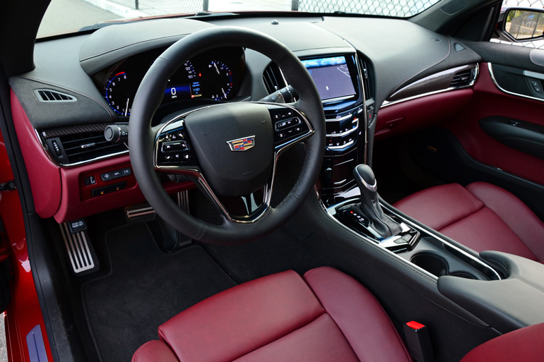 2015 Cadillac Ats Coupe 2 0 Turbo Premium Review Amp Test Drive
