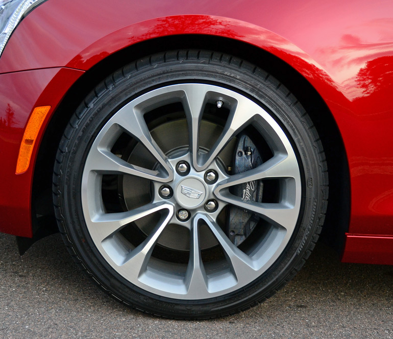 2015 Cadillac ATS Coupe 2.0 Turbo Premium Review & Test ...