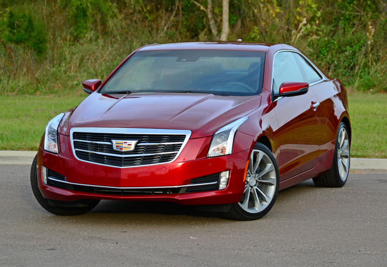 2015 cadillac ats coupe 2 0 turbo premium review test drive. Black Bedroom Furniture Sets. Home Design Ideas