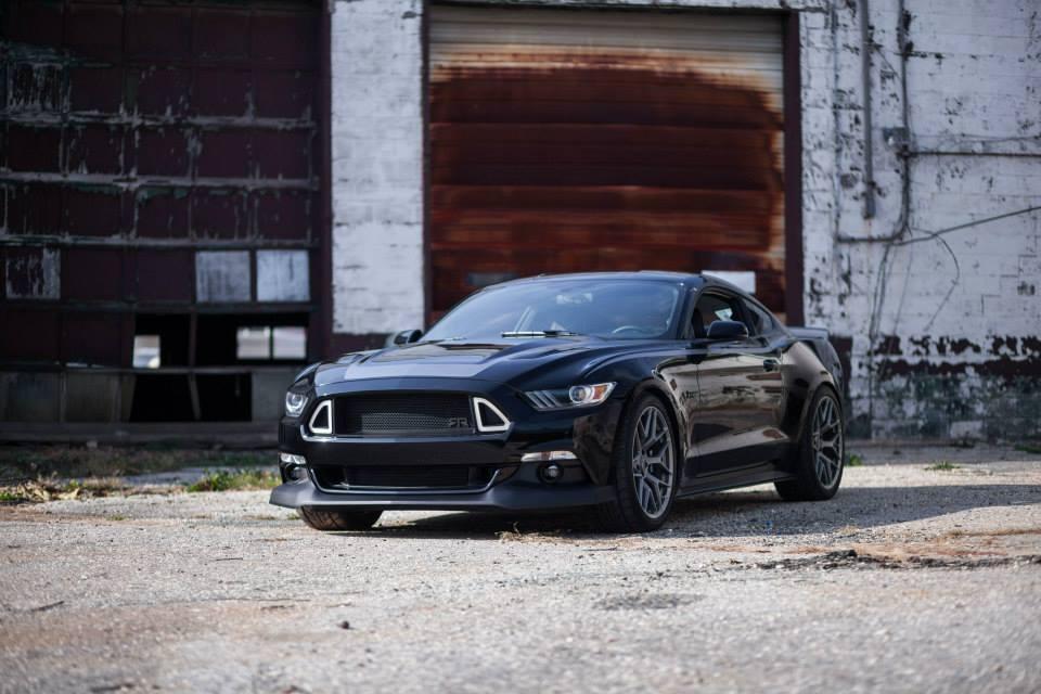 2015 Mustang Rtr >> Vaughn Gittin Jr Unleashes 2015 Ford Mustang Rtr