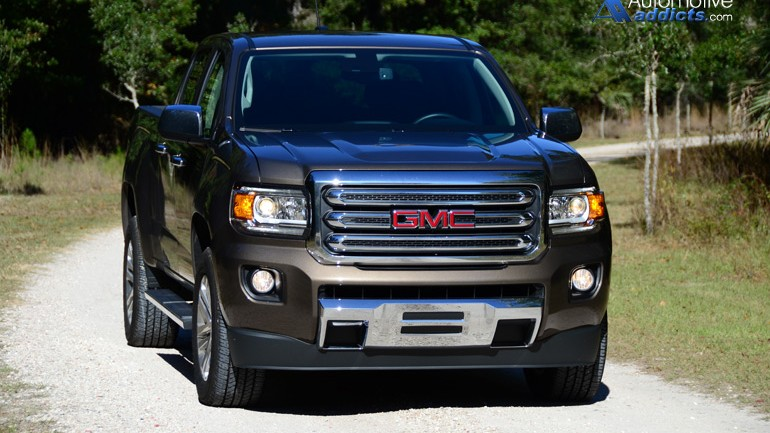 In Our Garage: 2015 GMC Canyon SLT V6 2WD