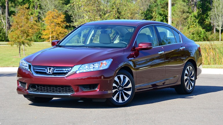 2015 Honda Accord Hybrid Touring Real-World Quick Spin