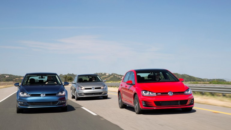 Volkswagen Golf Named 2015 Motor Trend Car Of The Year