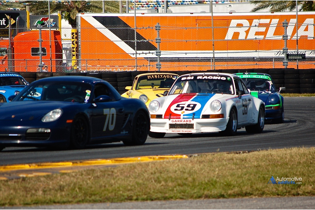 Brumos porsche leads the way at the inaugural hsr classic for Brumos mercedes benz