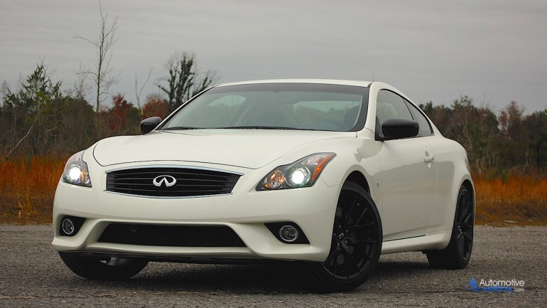 In  Our Garage: 2015 Infiniti Q60S
