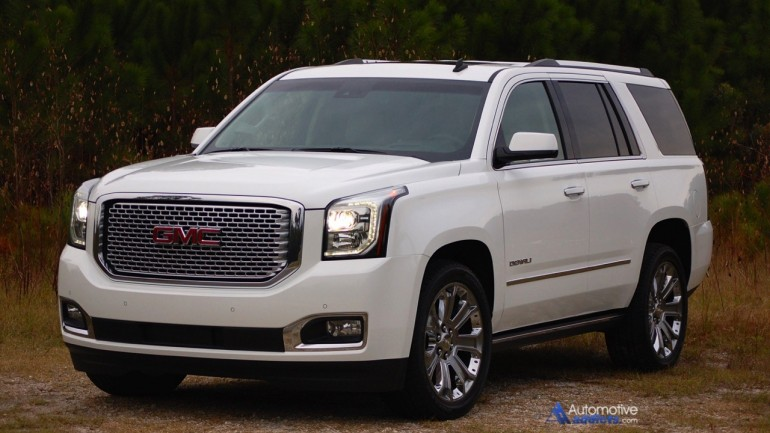 In Our Garage: 2015 GMC Yukon Denali