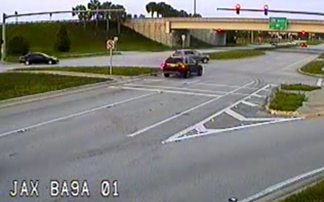 JSO Red Light Runner of the Week November 24, 2014