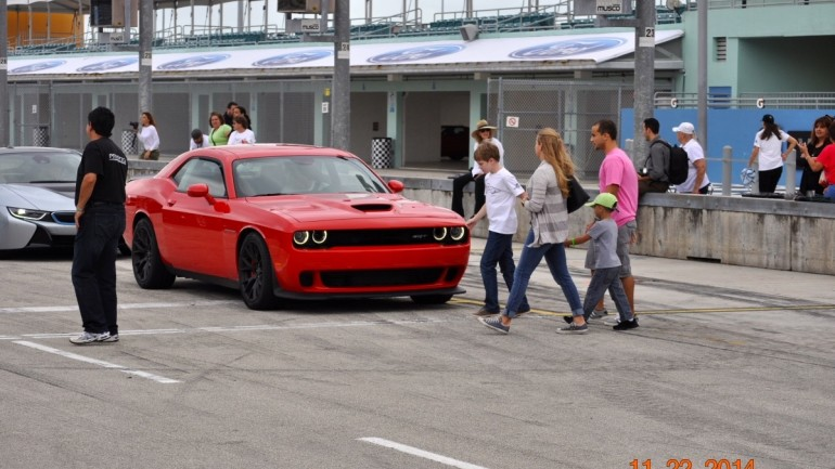 7th Annual Rides 'n Smiles at Homestead-Miami Speedway