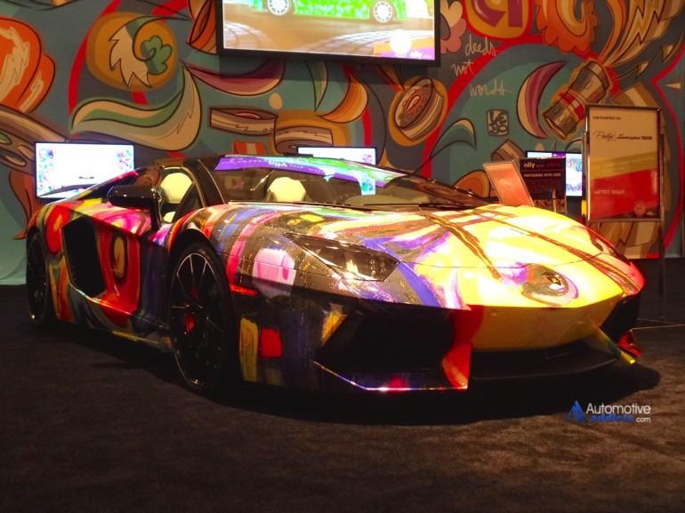 Lamborghini Aventador Roadster by Duaiv