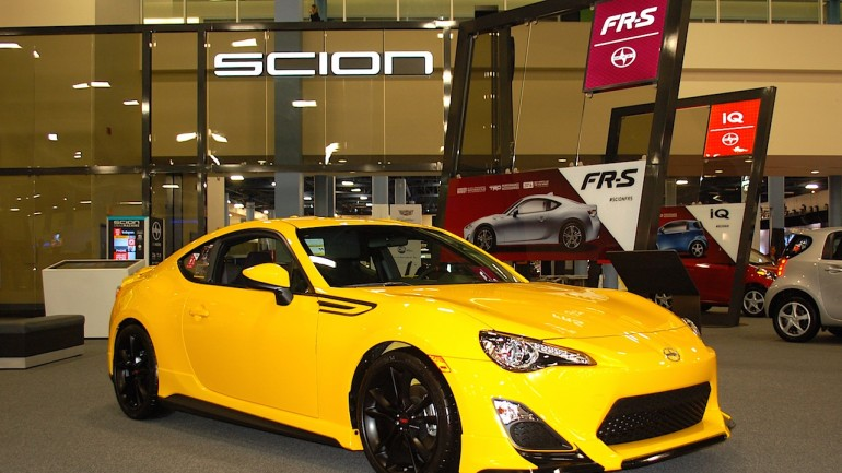 Hanging with One of the 1500 2015 Scion FR-S Release Series 1.0
