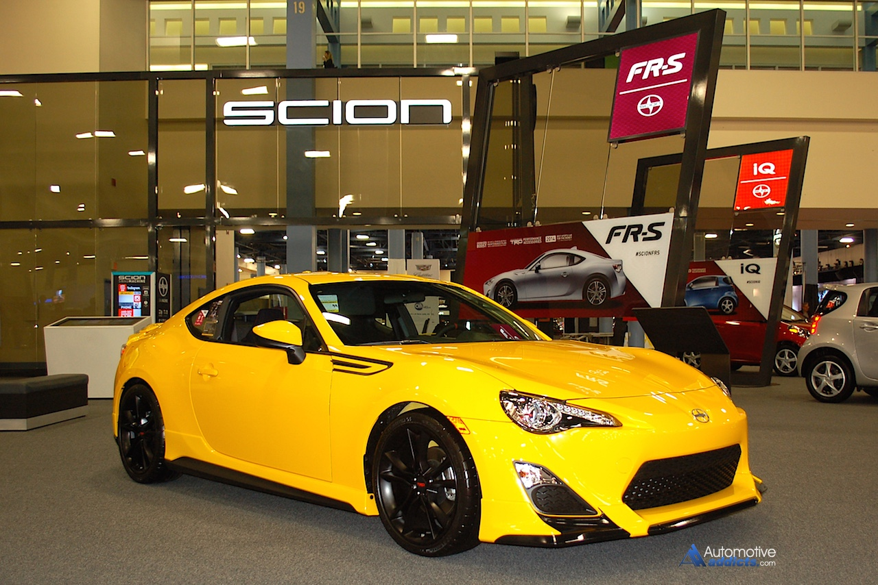 hanging with one of the 1500 2015 scion fr s release series 1 0. Black Bedroom Furniture Sets. Home Design Ideas