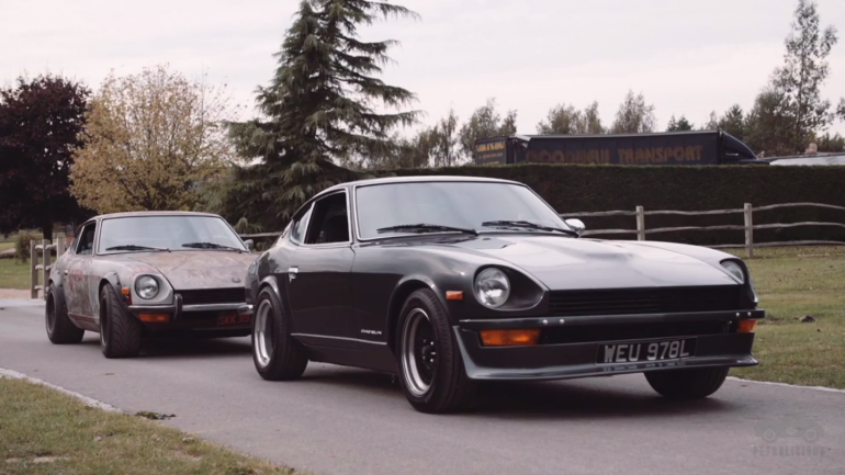 Petrolicious Does it Again: These Datsun 240Zs Are Animals