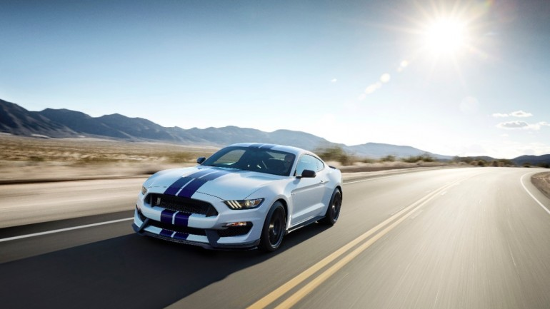 All-New Ford Mustang Shelby GT350 Is Here: Officially Revealed w/ 500+HP