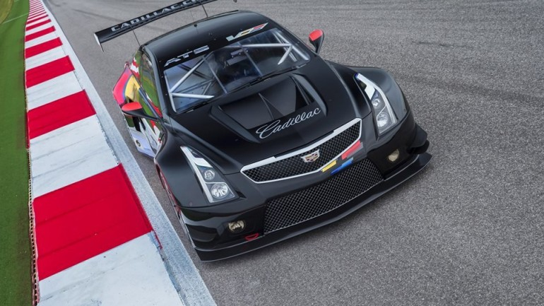 Cadillac Introduces 600-Horsepower ATS-V.R Racecar in FIA GT3 Spec: Video