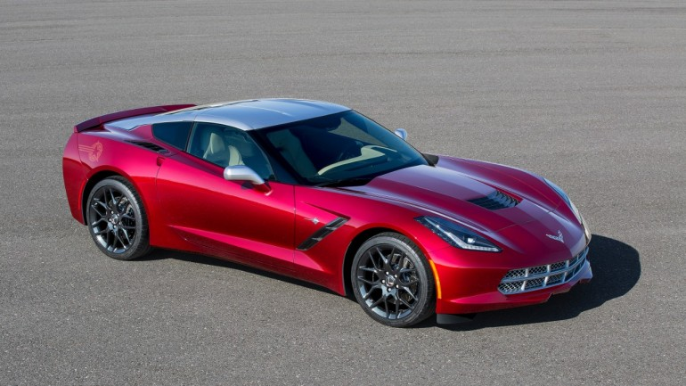 SEMA: Corvette builds a Rocker, a Racer, and a DIY Rocket