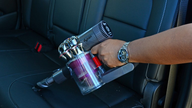Car Detailing Gets a Bit Easier Thanks to Dyson's New DC59 Motorhead